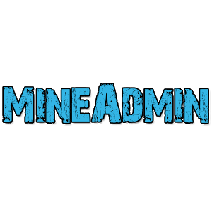 MineAdmin for Minecraft icon