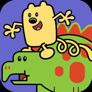 Wubbzy's Dinosaur Adventure icon
