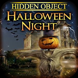 Hidden Object Halloween Night icon