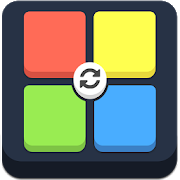 Turning Tiles - Challenging Turn-Based Puzzle Game icon