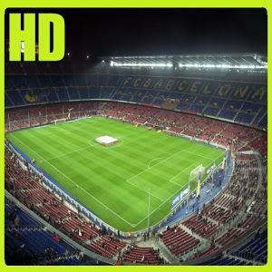 Camp Nou 360 VR Wallpapers HD icon