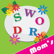 Mom's Words and Clues Game icon