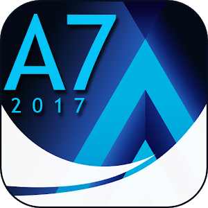 Theme for Galaxy A7 (2017) icon