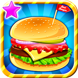 Cooking For Girls Burger Chef icon