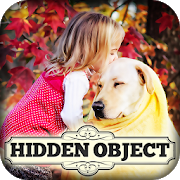 Hidden Object - I Love My Pet icon