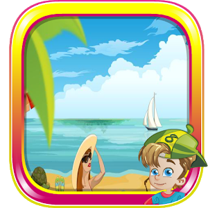 Escape From The Summer Beach icon