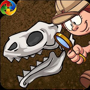 Gold Mine Jurassic Dig icon