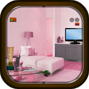 Pink Classic House Escape : Escape Games Play-202 icon