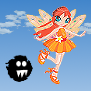 Fairy Fly Game icon