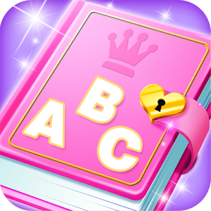 Preschool Learning: Princess icon