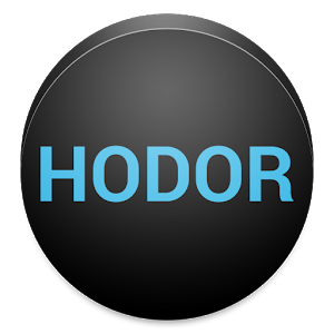 Hodor Keyboard icon