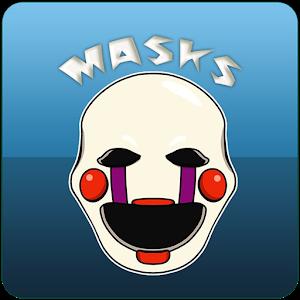 Masks FNAF icon