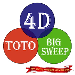 SG 4D, Toto, Big Sweep - AppRecs
