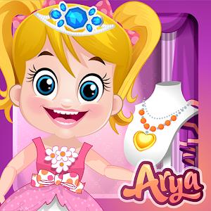 Baby Arya Dress Up icon