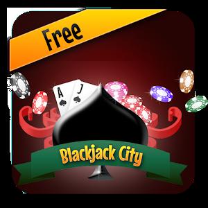 21 Blackjack City icon