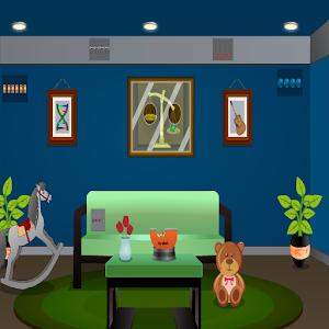 Blue Dwelling Escape icon