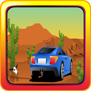Desert Car Escape icon
