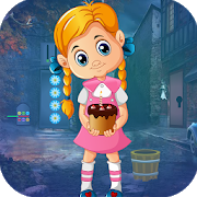 Best Escape Game 443 Rescue The Birthday Girl Game icon