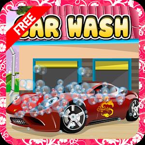 Sports Car Wash icon