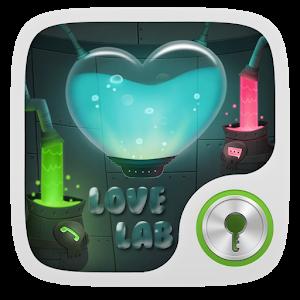 Love Lab GO Locker Theme icon