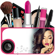 Selfie Makeup App Magical Makeover Photo Editor icon
