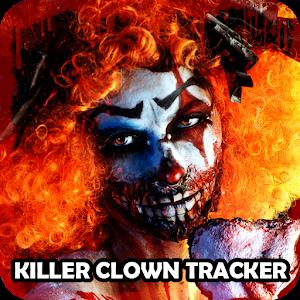 killer clown tracker icon