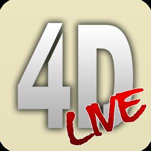 Live 4D Malaysia icon