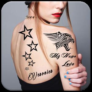 Photo Tattoo Editor icon