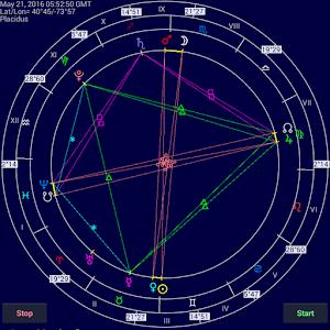 Astro Clock + icon