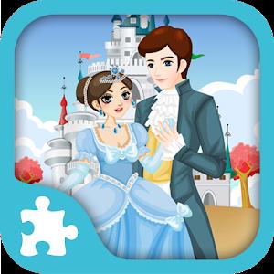 Cinderella Puzzles- free icon