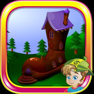 Cowboy Shoe House Escape icon
