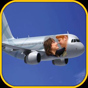 Airplane Photo Frames montage icon