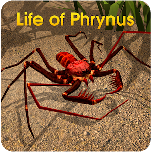Life of Phrynus - Whip Spider icon