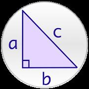 Pythagorean Theorem Calculator icon
