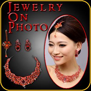 Bridal Jewelry On Photo icon