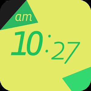 Greenbolt Clock icon