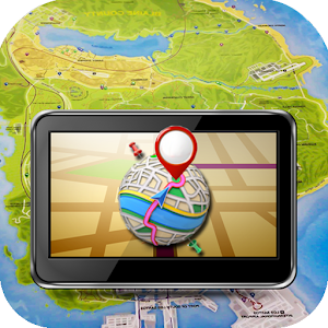 GPS , Maps & Navigation icon