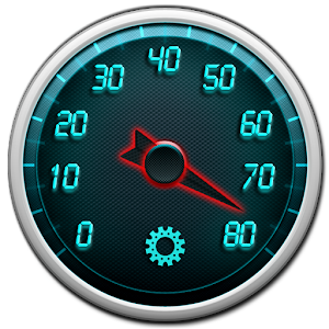 Gps Speedometer icon