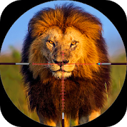 Lion Hunting Super Sniper Shooting icon