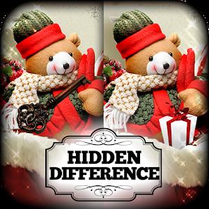 Hidden Difference: Cozy Xmas icon