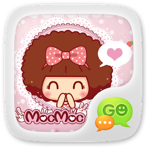GO SMS CUTEMOC STICKER icon