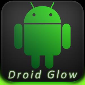 Droid Glow ADW Theme icon