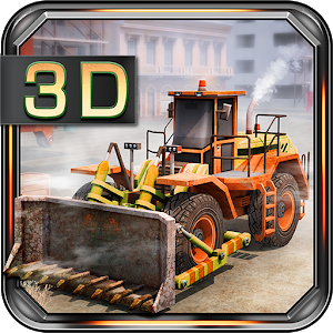 Industrial Truck 3D Parking icon