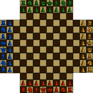 4 Player Chess icon