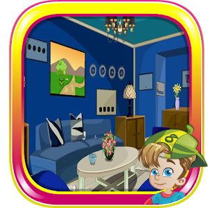 Variety Blue Room Escape icon