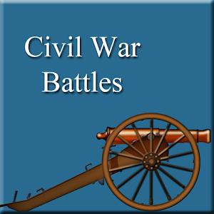 Civil War Battles - Battles icon