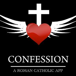 Confession: Roman Catholic App icon