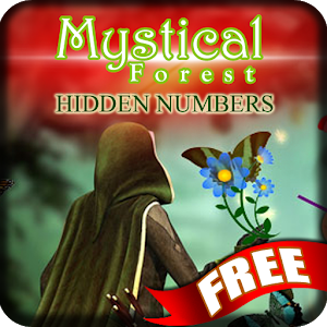 Mystical Forest Hidden Numbers icon