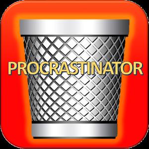 Procrastinator icon