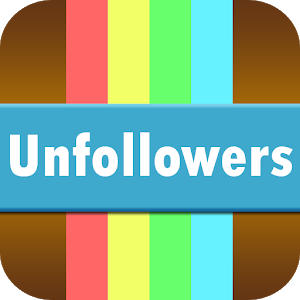 Unfollow for instagram icon